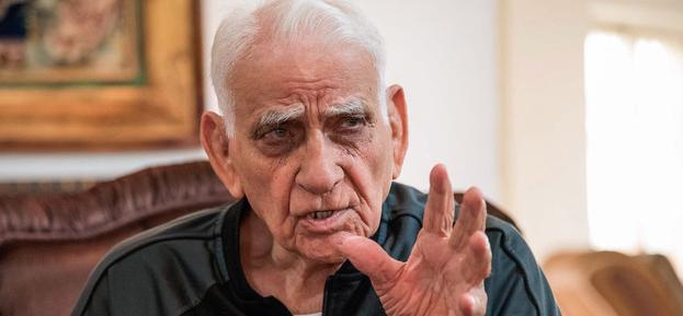 فیلم / گفتگو با امامعلی حبیبی در مورد سیل اخیر در کشور و کمک به آسیب دیدگان