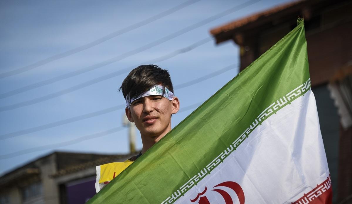 تصاویر / راهپیمایی باشکوه ۱۳ آبان در ساری