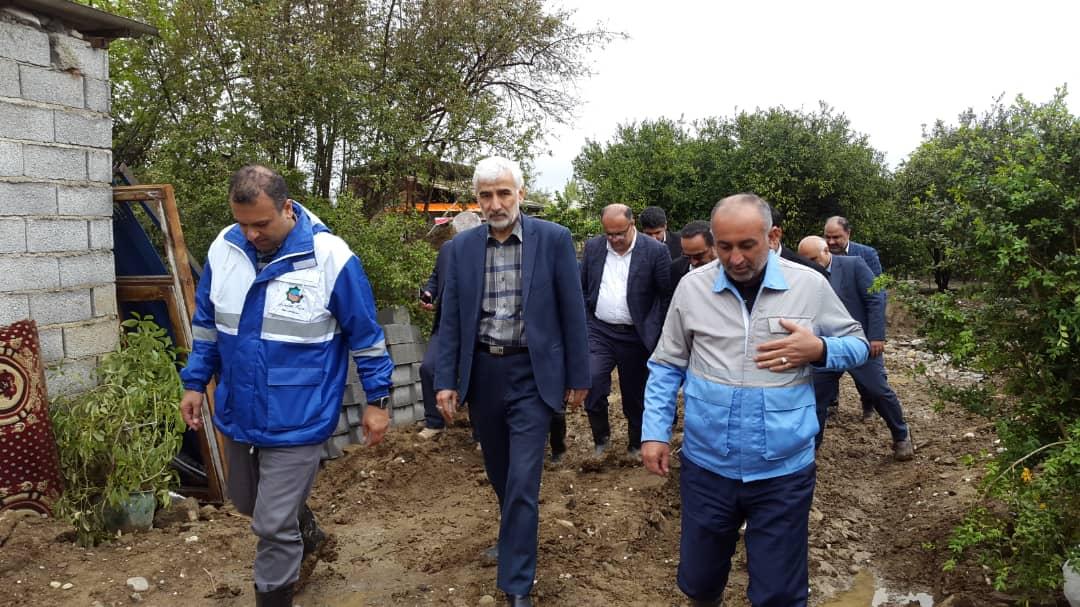 حضور نماینده جهانگیری در مازندران
