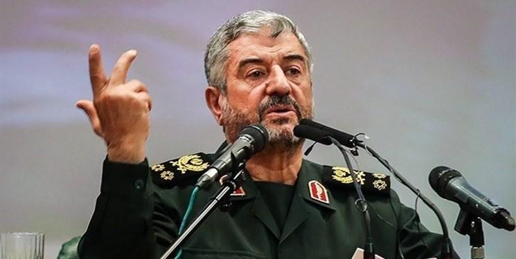 فرمانده سپاه: اگر لانه جاسوسی باقی میماند در همان دهه اول انقلاب کار تمام بود
