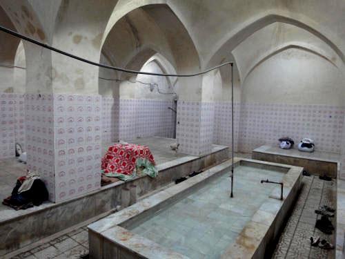 حمام های قدیمی غرب مازندران، مکمل ظرفیت های گردشگری