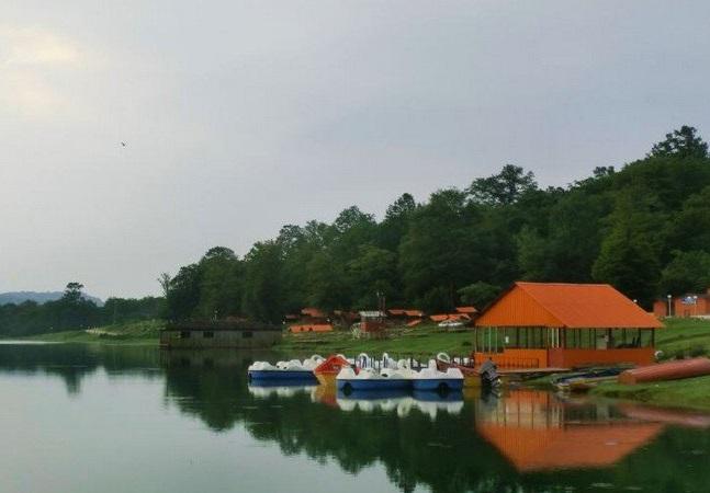 دریاچه آویدر ؛ رویایی از جنس طبیعت در مازندران