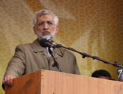 سعید جلیلی در جمع مردم ساری: استکبار، ایستادگی و مقاومت ملت ایران نادیده گرفتهاست