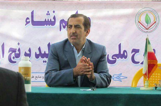 هشدار رئیس جهاد کشاورزی مازندران : کشاورزی ایران و مازندران سالهای خوبی را پیش رو ندارد