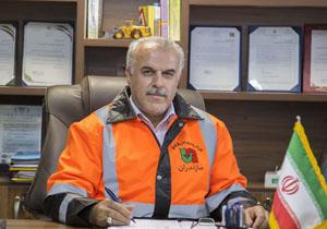 مدیرکل راهداری و حمل و نقل جادهای استان مازندران: راهداران در محورهای برفگیر استان مستقر هستند