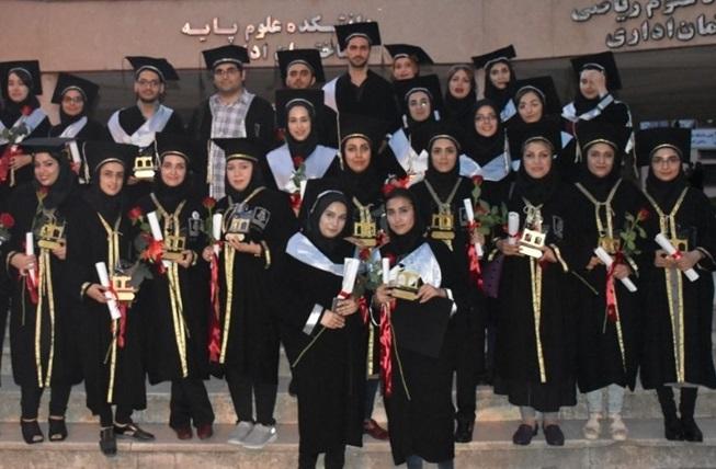 تصاویر / جشن فارغالتحصیلی دانشجویان دانشگاه مازندران در بابلسر