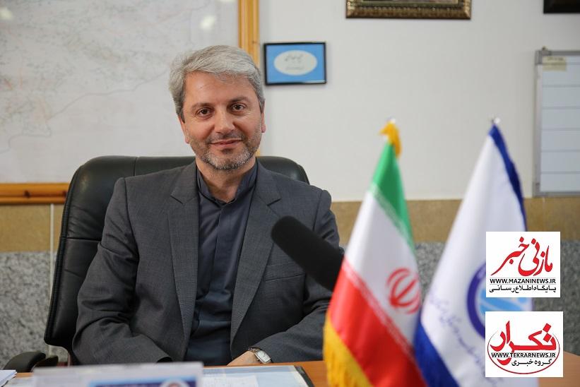 فیلم / گزارش مدیرعامل شرکت آب و فاضلاب روستائی مازندران به مردم بمناسبت هفته دولت