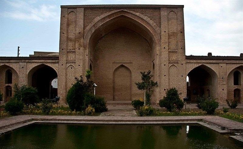 مسجد تاریخی فرح آباد ساری؛ نمادی از معماری دوران صفویه
