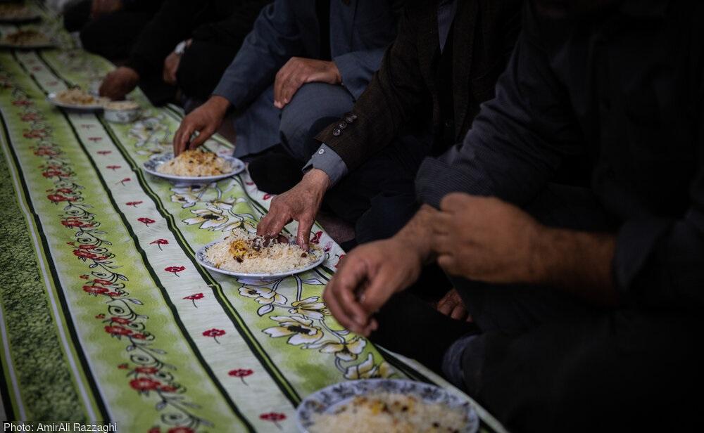 تصاویر / آیین سنتی پلاخوار در کیاسر
