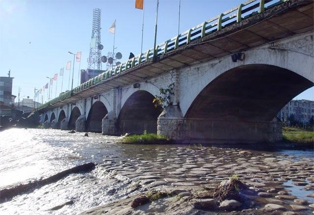 کارشناس سازه های هیدرولیکی: پل چشمه کیله تنکابن در معرض تخریب قرار دارد