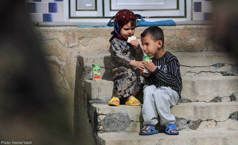 تصاویر/ تابستان کودکانه با کرونا