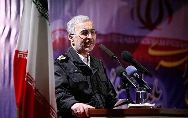 سردار مومنی، جانشین فرمانده نیروی انتظامی : استکبار جهانی خواستار تسلیم محض ایران است