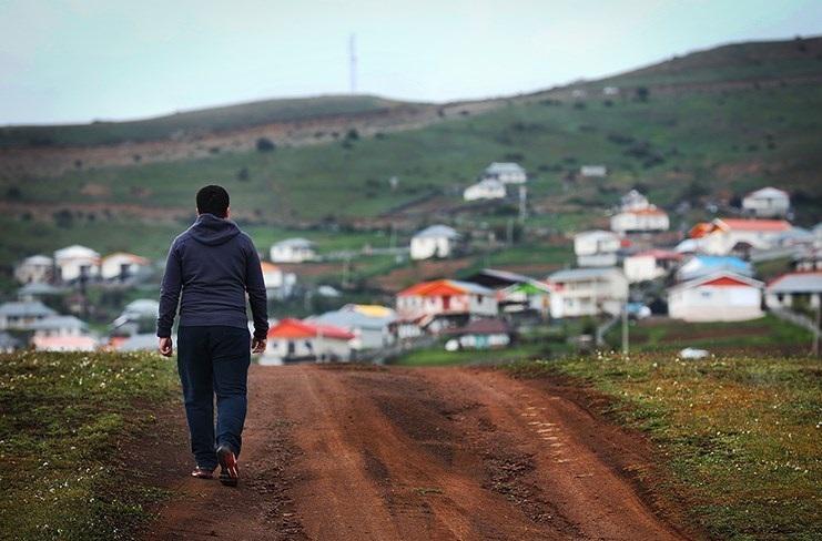 گزارش تصویری / روستای لرزنه سوادکوه