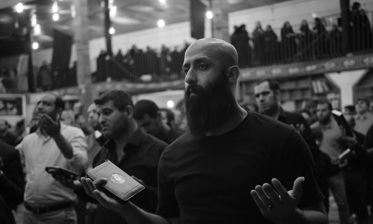 تصاویر /  مراسم احیا در شب بیست و یکم ماه مبارک رمضان در ساری