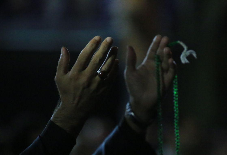 تصاویر / مراسم احیای شب بیست و سوم ماه رمضان در  ساری