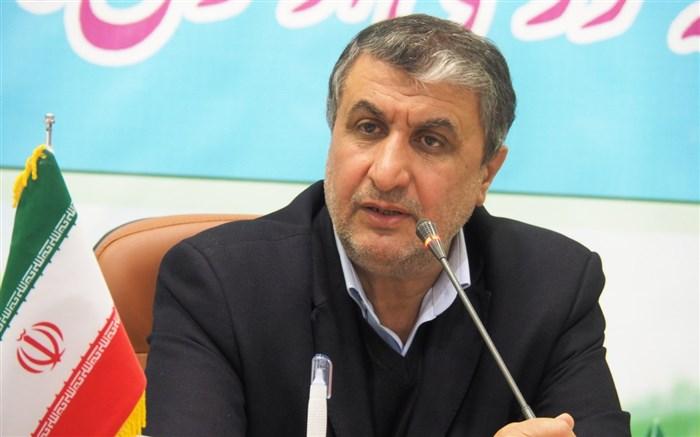 اسلامی سرپرست وزارت راه و شهرسازی شد