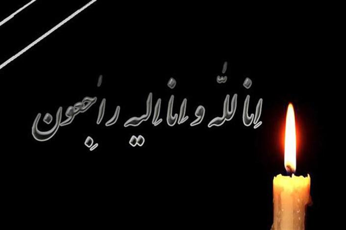 پیام تسلیت رئیس خانه احزاب استان مازندران در پی درگذشت مادر شهیدان قاسمی