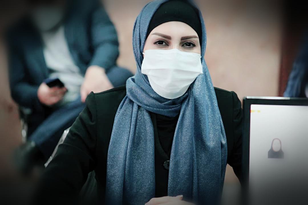 اعلام کاندیداتوری نرگس محمدی هنرمند موسیقی مازندران در انتخابات شورای اسلامی شهر قائمشهر