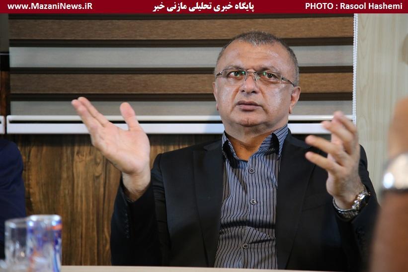 مدیرکل گردشگری مازندران: ۲۵۰ طرح گردشگری در مازندران در دست اجرا قرار دارد