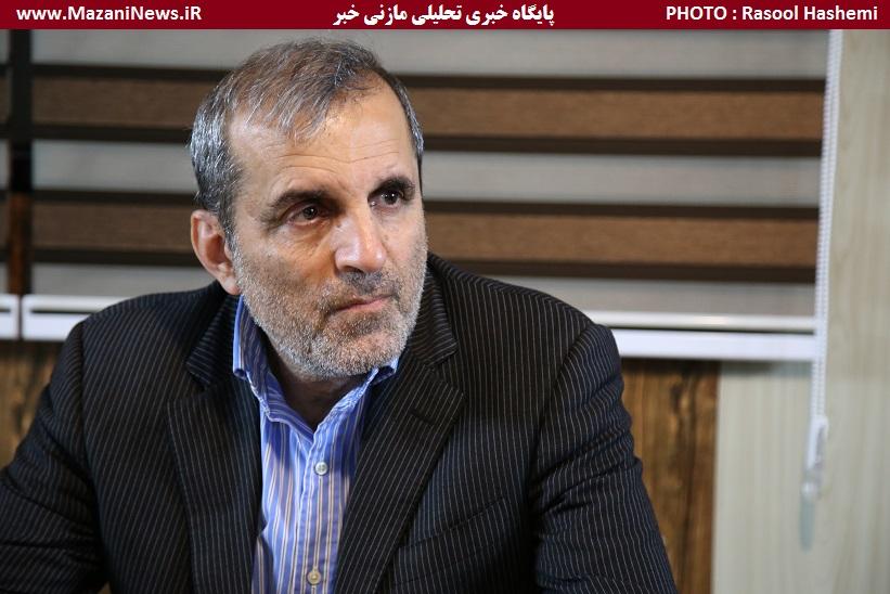 اعلام رسمی حضور یوسف نژاد در انتخابات مجلس از حوزه ی انتخابیه ساری