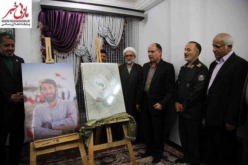 تصاویر / رونمایی از نشر «بلبا» به یاد شهید محمد بلباسی