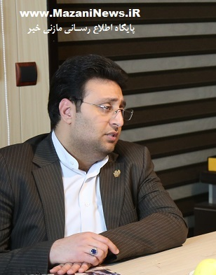 بازدید مدیرکل صندوق بیمه اجتماعی کشاورزان، عشایر و روستایی مازندران از دفتر گروه خبری تکرار