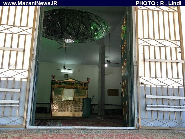 تصاویر / آستان مقدس امام زاده محمد (ع) در قائم شهر