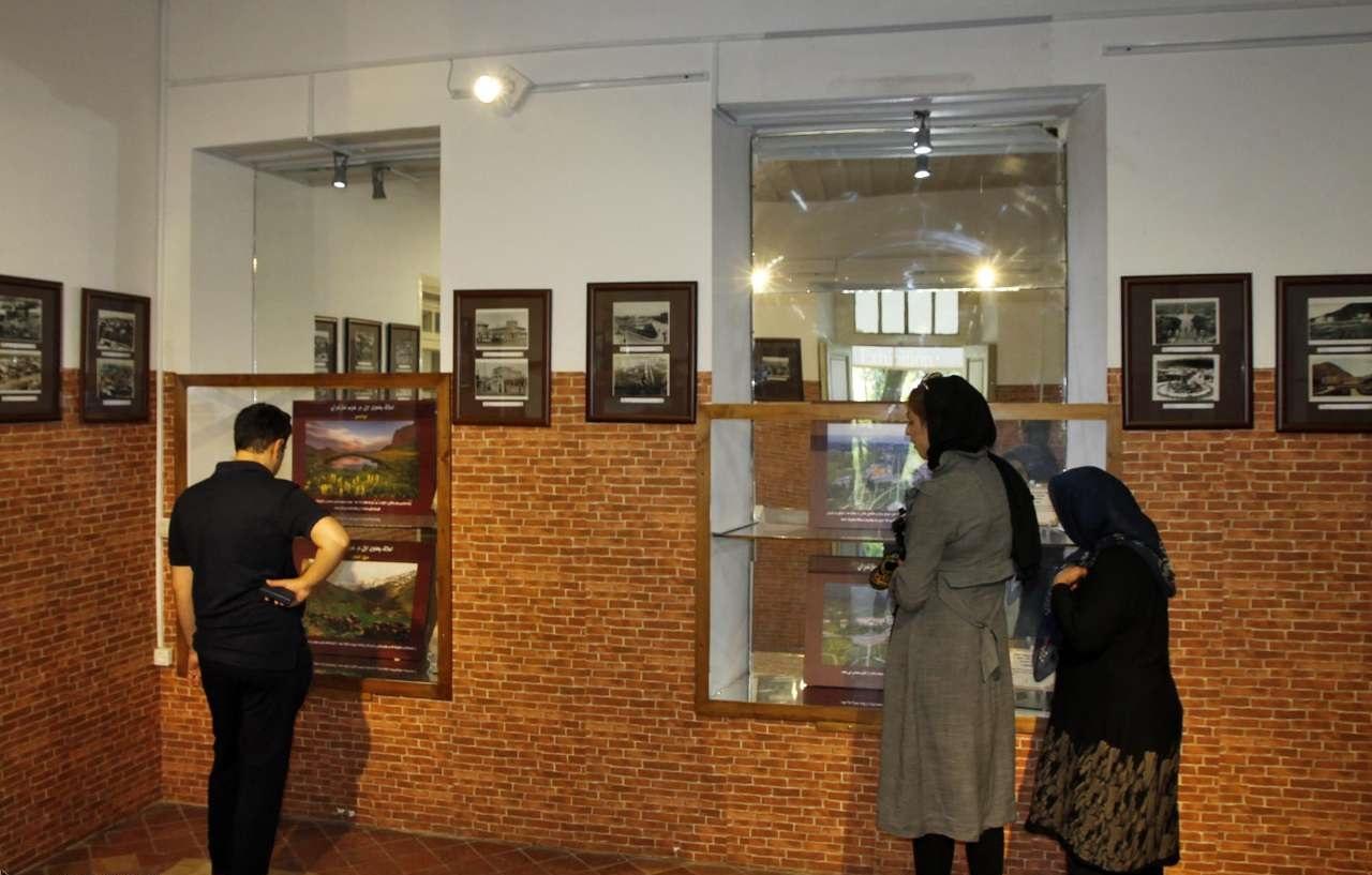 تصاویر / نمایشگاه عکس و اسناد خاندان پهلوی در موزه شهدای رامسر