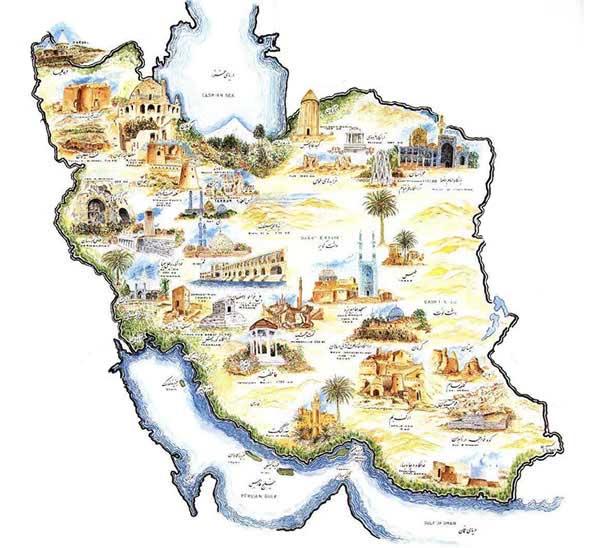 معروف ترین روستاهای خراسان جنوبی / دنیایی متفاوت از آداب و رسوم +تصاویر