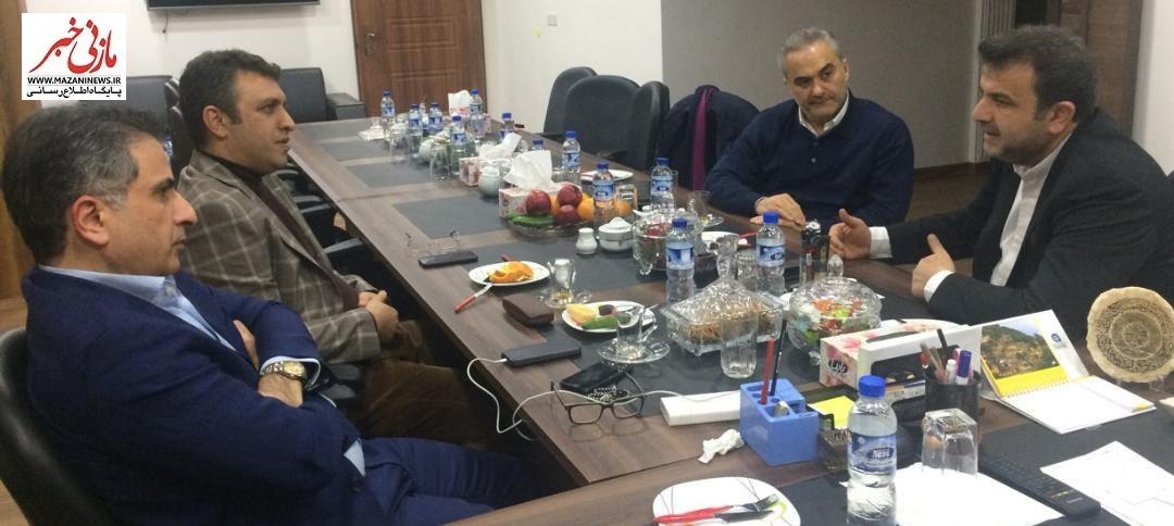 استاندار مازندران نگرانِ حال نساجی / یادمان نرفته که حسینزادگان گفته بود: نساجی هویت و شناسنامه فوتبال مازندران است