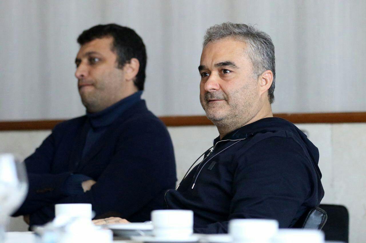 بخشی از سهام باشگاه نساجی مازندران واگذار گردید / مدیرعامل مشخص شد