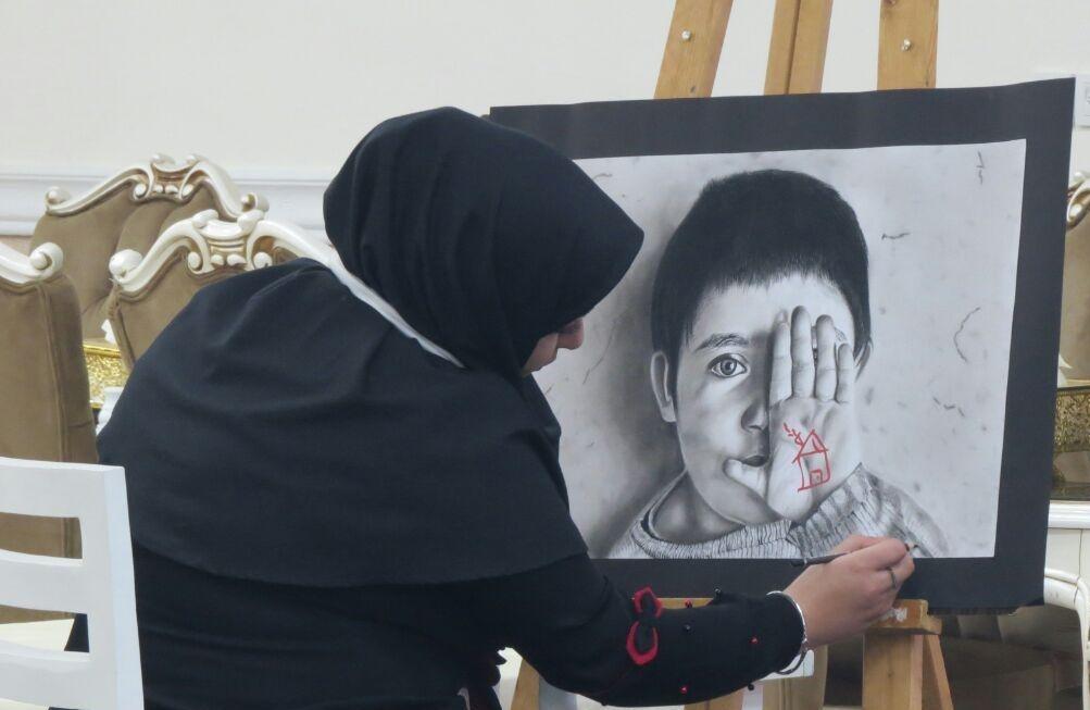 تصاویر / مراسم طرح «لذت لبخند» در شهرستان نور