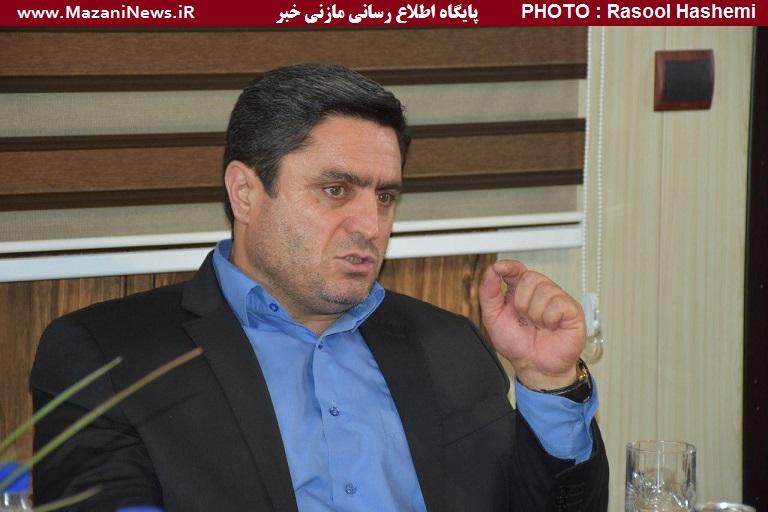 مدیر کل آموزش و پرورش استان مازندران: روابط عمومی، مغز متفکّر و چشم بینای آموزش و پرورش است