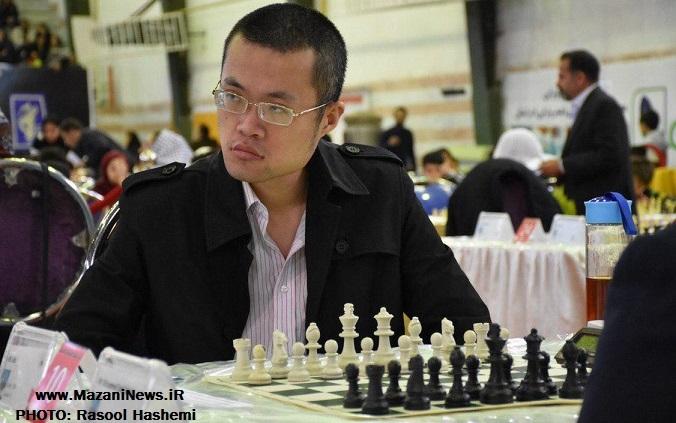 مسابقات بین المللی شطرنج قائم کاپ